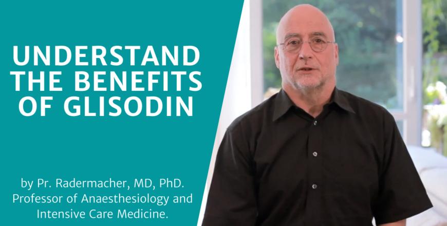 Course benefits of glisodin