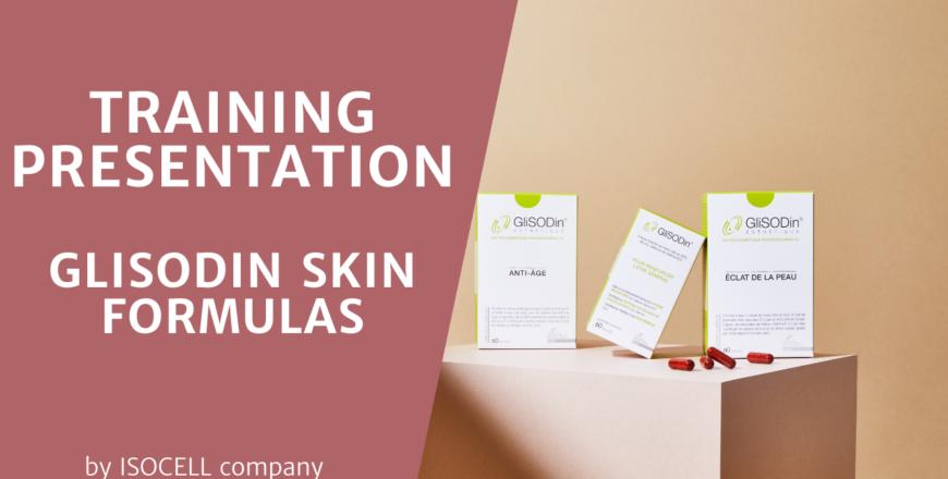 training glisodin skin formula